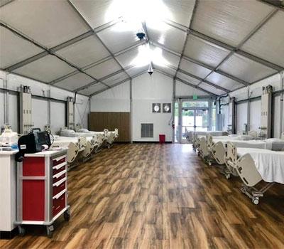 Corona Virus COVID 19  Tents Manufacturers